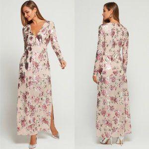 Show Me Your Mumu Carmella Floral Maxi Dress